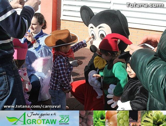 Los más peques también disfrutaron del Carnaval - Totana 2014 - 10