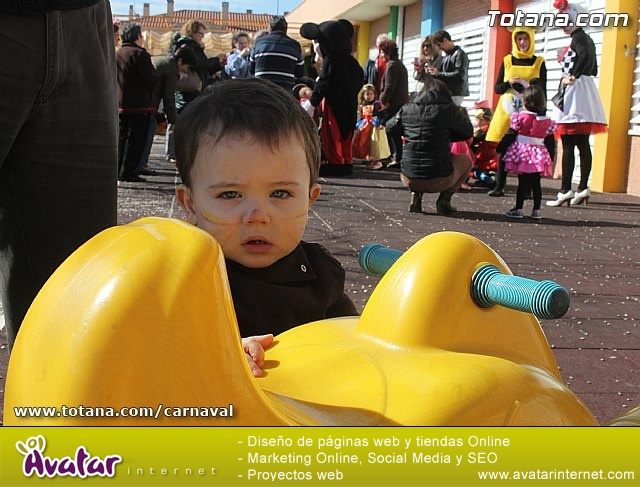 Los más peques también disfrutaron del Carnaval - Totana 2014 - 17