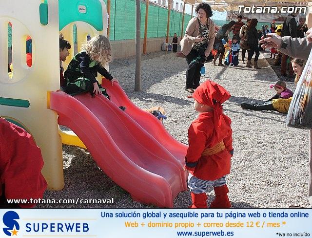Los más peques también disfrutaron del Carnaval - Totana 2014 - 20