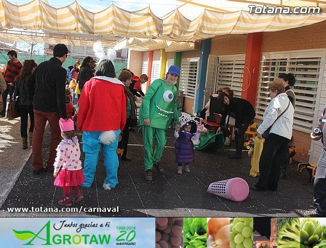 Los más peques también disfrutaron del Carnaval - Totana 2014 - 22