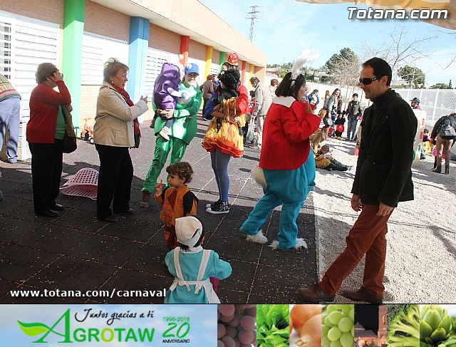 Los más peques también disfrutaron del Carnaval - Totana 2014 - 29
