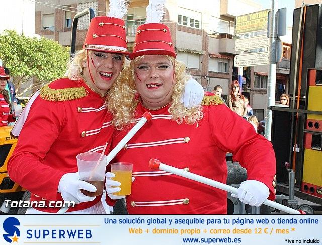 Carnaval Totana 2015 - Reportaje I - 1