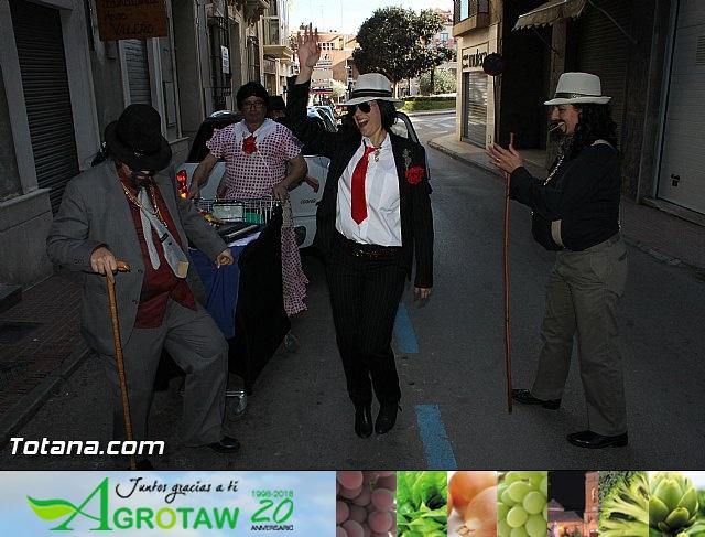 Carnaval Totana 2015 - Reportaje II - 1