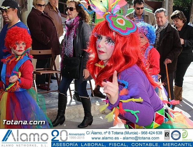 Carnaval infantil Totana 2015 - 6