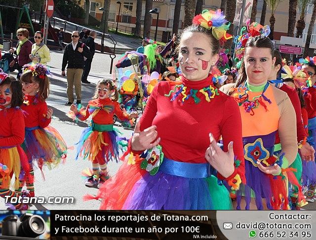 Carnaval infantil Totana 2015 - 16