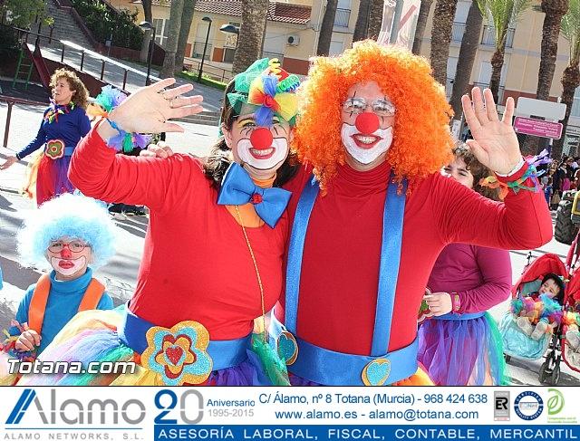 Carnaval infantil Totana 2015 - 33