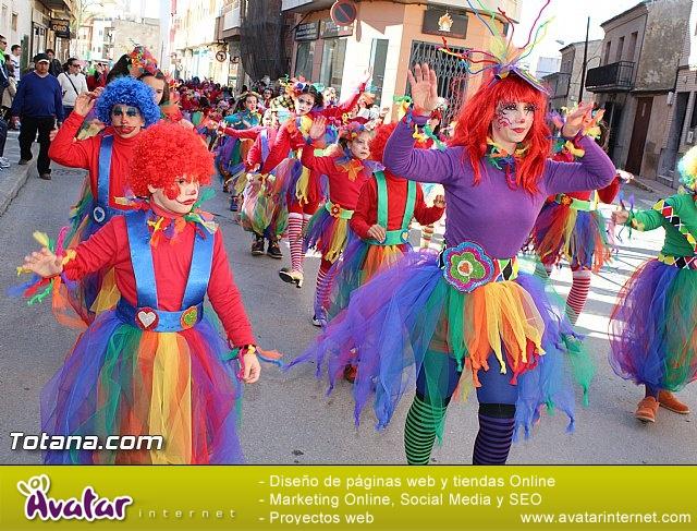 Carnaval infantil Totana 2015 - 46