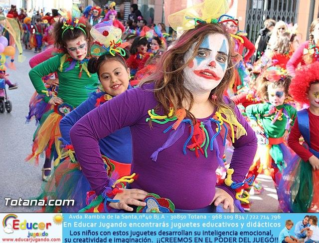 Carnaval infantil Totana 2015 - 56