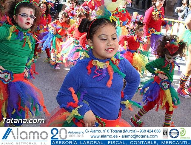 Carnaval infantil Totana 2015 - 58