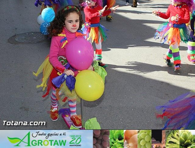 Carnaval infantil Totana 2015 - 69