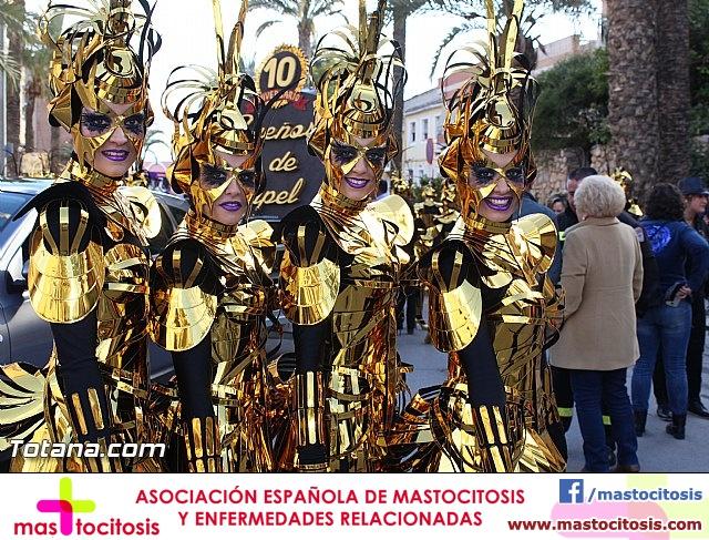 Carnaval de Totana 2016 - Desfile adultos - Reportaje I - 1
