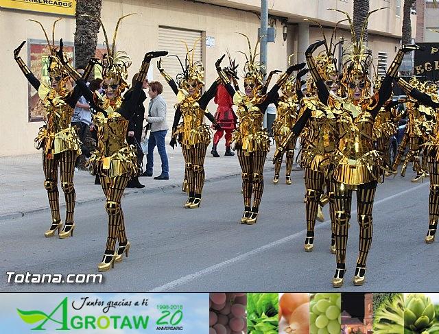 Carnaval de Totana 2016 - Desfile adultos - Reportaje I - 20
