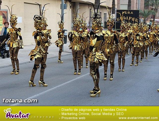 Carnaval de Totana 2016 - Desfile adultos - Reportaje I - 24