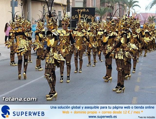 Carnaval de Totana 2016 - Desfile adultos - Reportaje I - 25