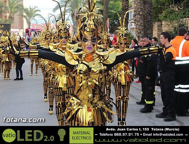 Carnaval de Totana 2016 - Desfile adultos - Reportaje I - 28