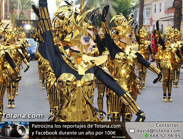 Carnaval de Totana 2016 - Desfile adultos - Reportaje I - 30