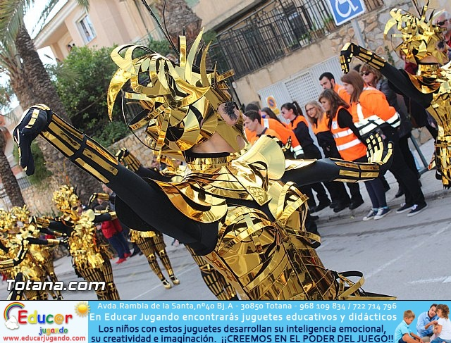 Carnaval de Totana 2016 - Desfile adultos - Reportaje I - 31