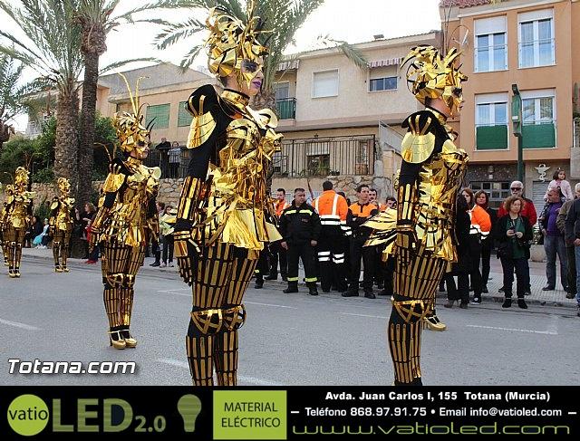 Carnaval de Totana 2016 - Desfile adultos - Reportaje I - 35