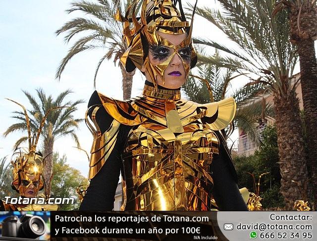 Carnaval de Totana 2016 - Desfile adultos - Reportaje I - 36