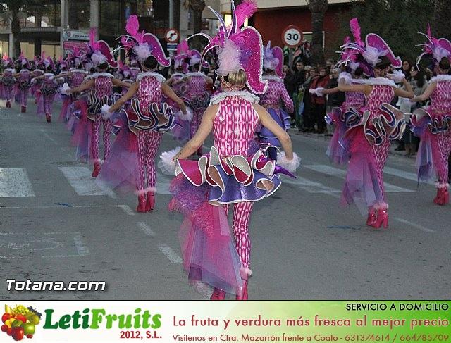 Carnaval de Totana 2016 - Desfile adultos - Reportaje I - 1055