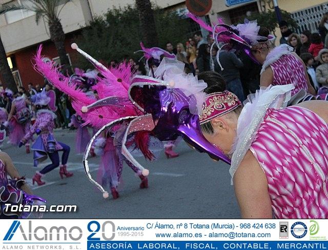 Carnaval de Totana 2016 - Desfile adultos - Reportaje I - 1056