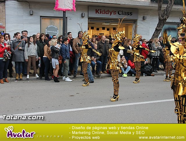 Carnaval de Totana 2016 - Desfile adultos - Reportaje II - 35