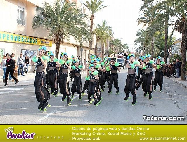 Desfile de Carnaval Totana 2017 - 2