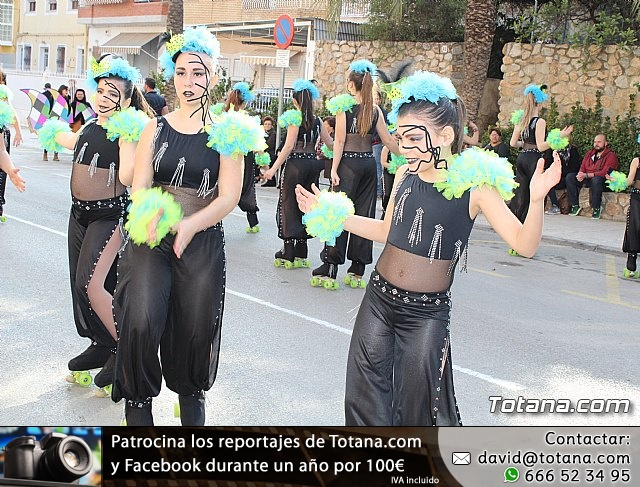 Desfile de Carnaval Totana 2017 - 7