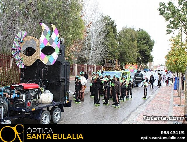 Desfile de Carnaval - Peñas totaneras y foráneas 2017 - 1