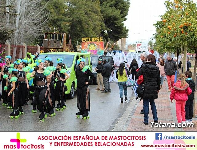 Desfile de Carnaval - Peñas totaneras y foráneas 2017 - 4