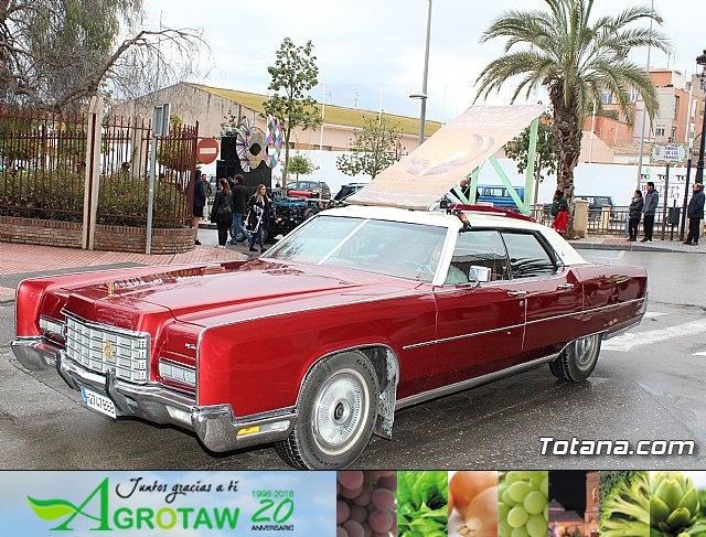 Desfile de Carnaval - Peñas totaneras y foráneas 2017 - 5