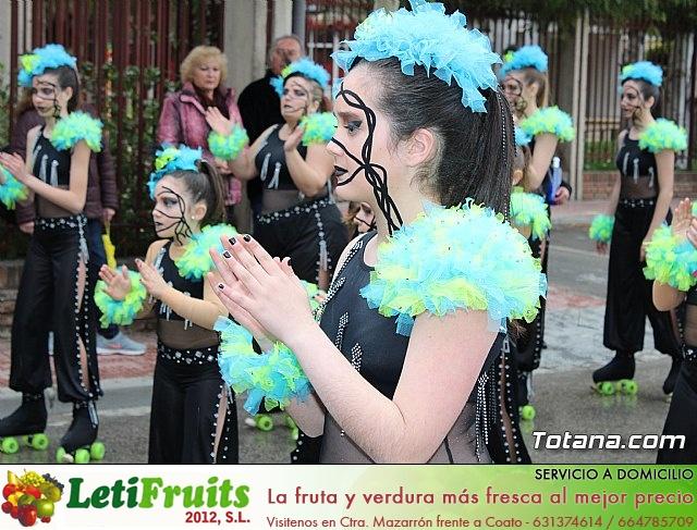 Desfile de Carnaval - Peñas totaneras y foráneas 2017 - 8