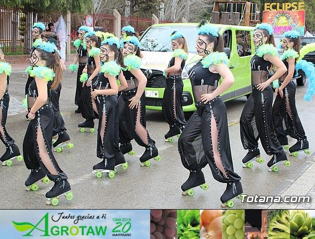 Desfile de Carnaval - Peñas totaneras y foráneas 2017 - 9