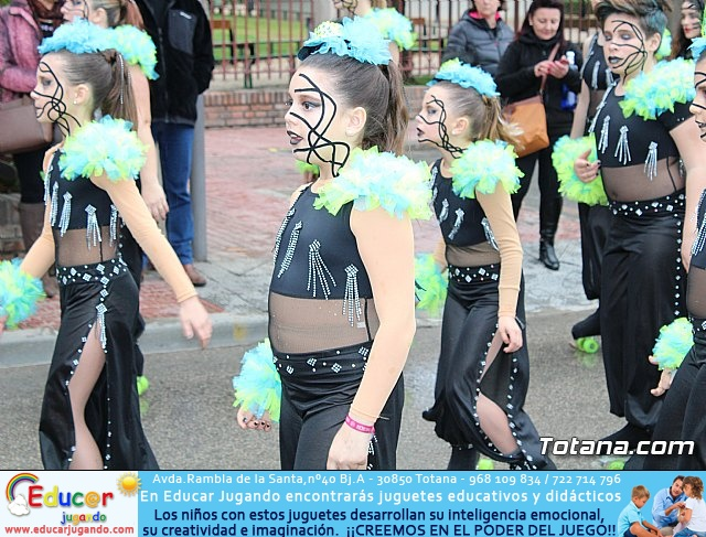 Desfile de Carnaval - Peñas totaneras y foráneas 2017 - 10
