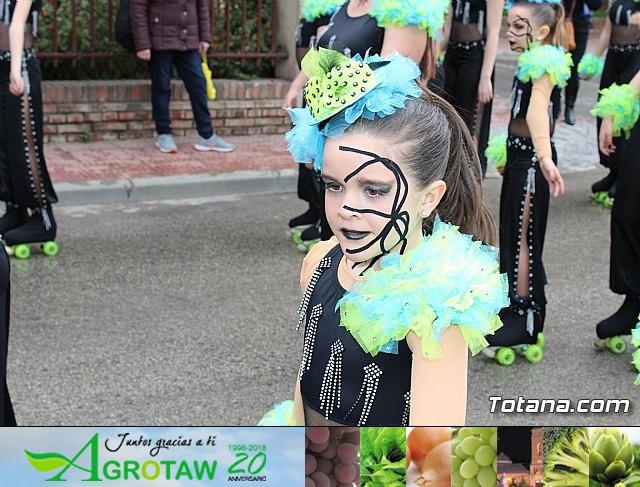 Desfile de Carnaval - Peñas totaneras y foráneas 2017 - 15