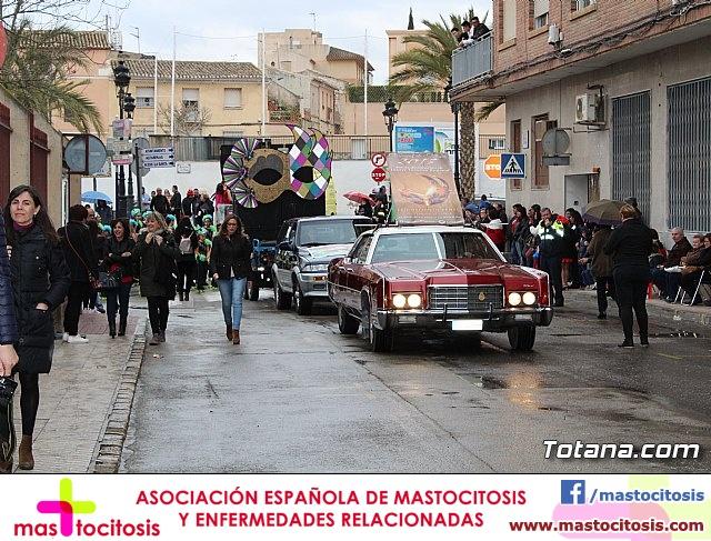 Desfile de Carnaval - Peñas totaneras y foráneas 2017 - 16