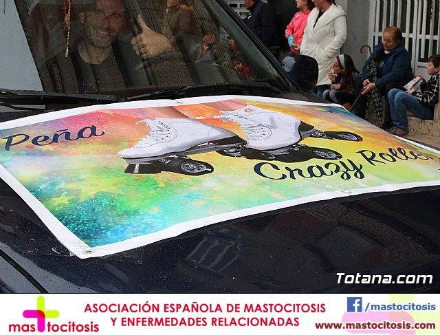 Desfile de Carnaval - Peñas totaneras y foráneas 2017 - 22