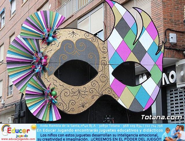 Desfile de Carnaval - Peñas totaneras y foráneas 2017 - 24