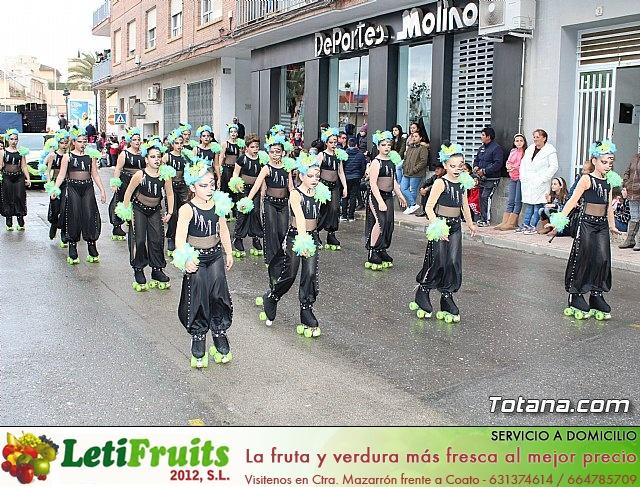 Desfile de Carnaval - Peñas totaneras y foráneas 2017 - 25