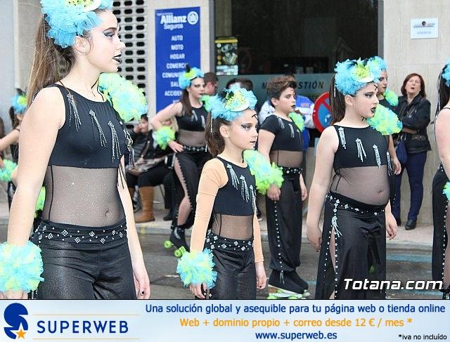 Desfile de Carnaval - Peñas totaneras y foráneas 2017 - 31