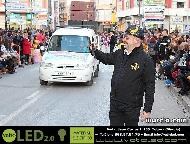 III Concurso Regional de Carnaval con la participación de Peñas de Totana - 7