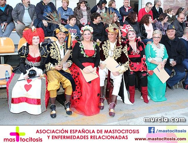 III Concurso Regional de Carnaval con la participación de Peñas de Totana - 8