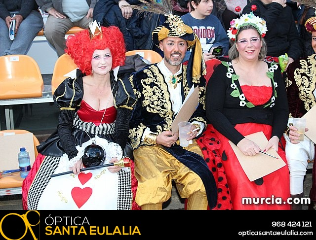 III Concurso Regional de Carnaval con la participación de Peñas de Totana - 9