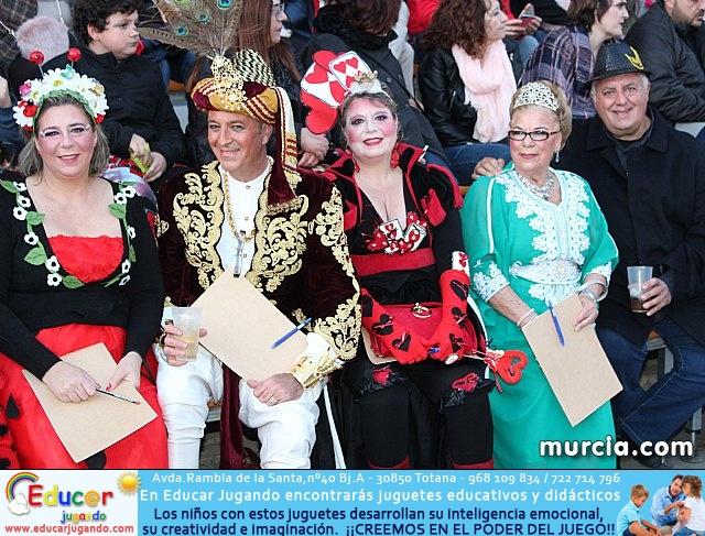 III Concurso Regional de Carnaval con la participación de Peñas de Totana - 11