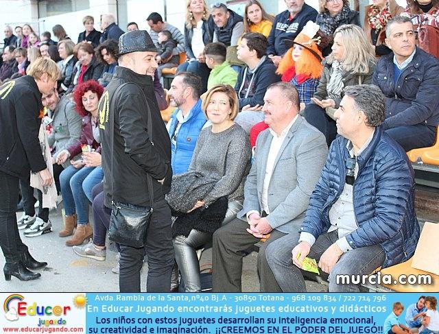 III Concurso Regional de Carnaval con la participación de Peñas de Totana - 12