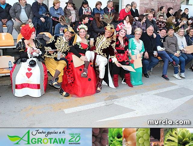 III Concurso Regional de Carnaval con la participación de Peñas de Totana - 13