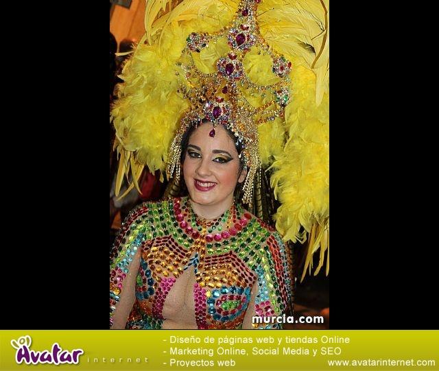III Concurso Regional de Carnaval con la participación de Peñas de Totana - 1296