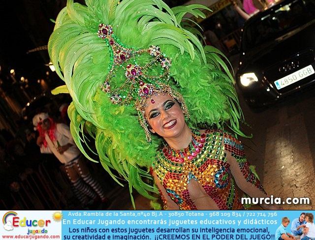 III Concurso Regional de Carnaval con la participación de Peñas de Totana - 1303