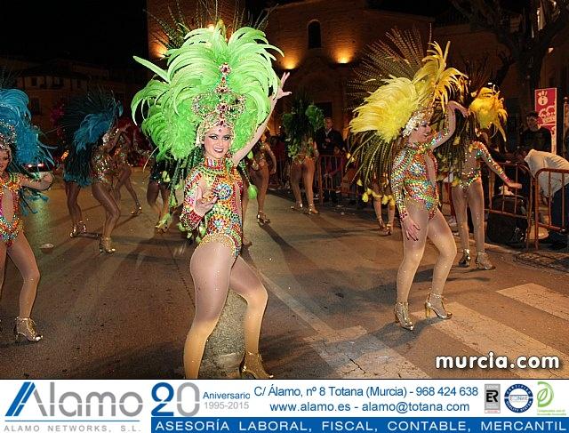 III Concurso Regional de Carnaval con la participación de Peñas de Totana - 1306