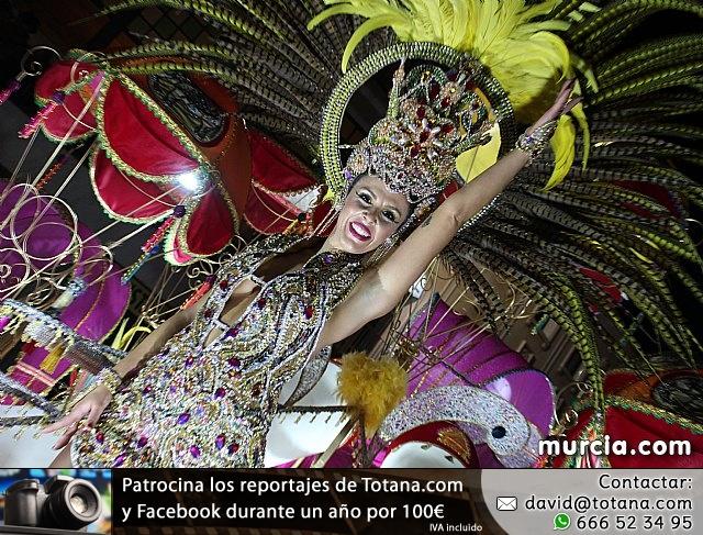 III Concurso Regional de Carnaval con la participación de Peñas de Totana - 1309